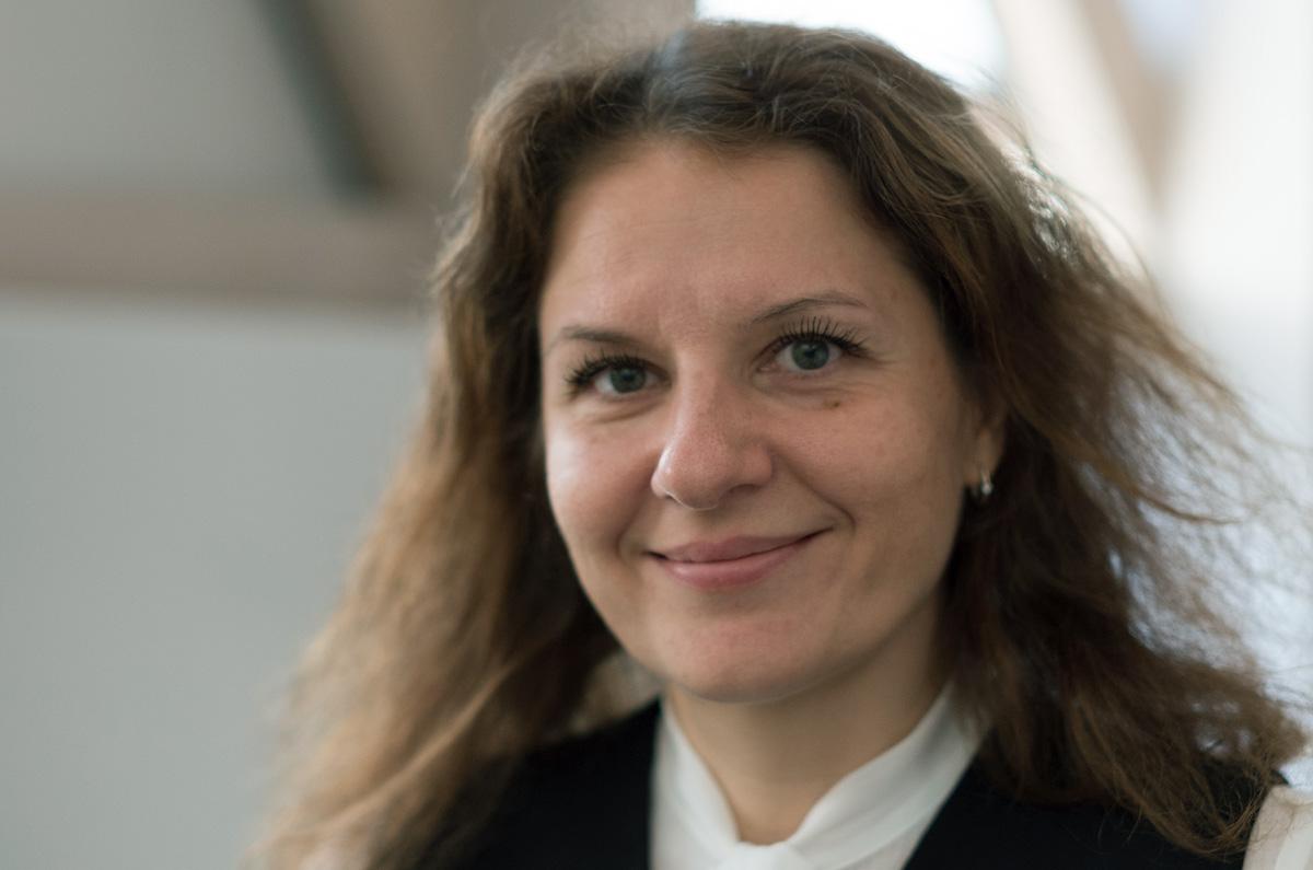 Yulia Kovas, professor i genetik och psykologi vid Goldsmiths University i London.